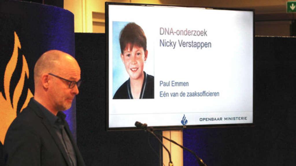 Jahre nach Kindesmord: Niederländische Polizei startet Massen-DNA-Test unter Männern