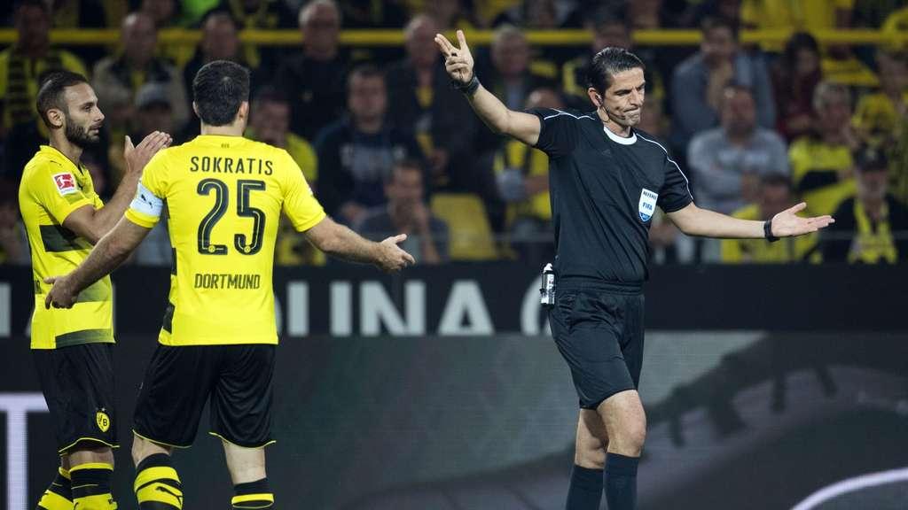 Offensivspektakel zwischen RB Leipzig und BVB endet mit Remis