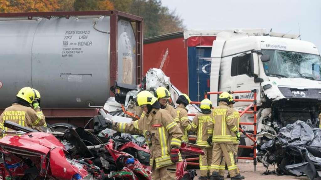 Strafen bei Gaffer-Fotos von Unfallopfern