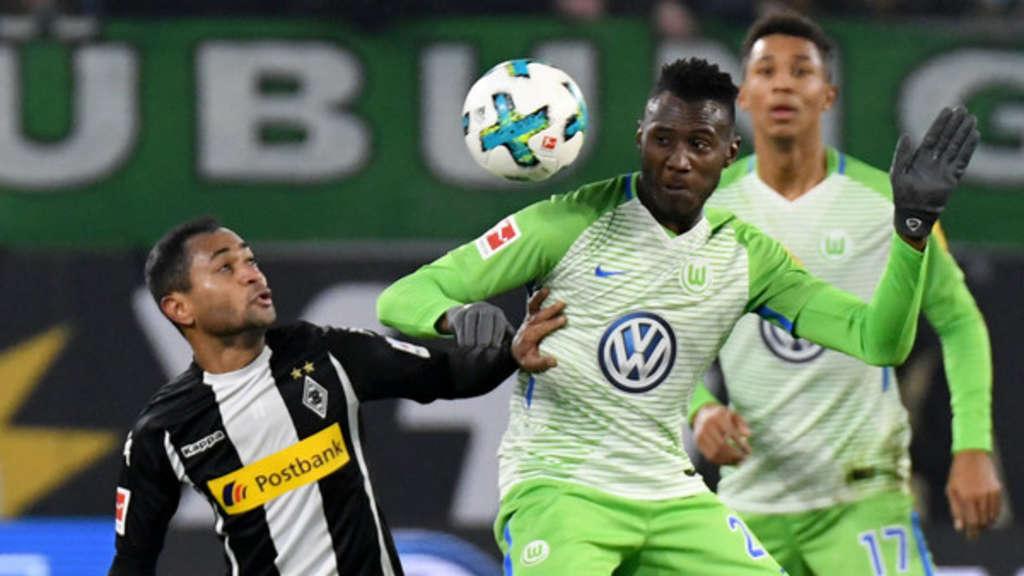 Wolfsburg kassiert klare 0:3-Niederlage in Mönchengladbach