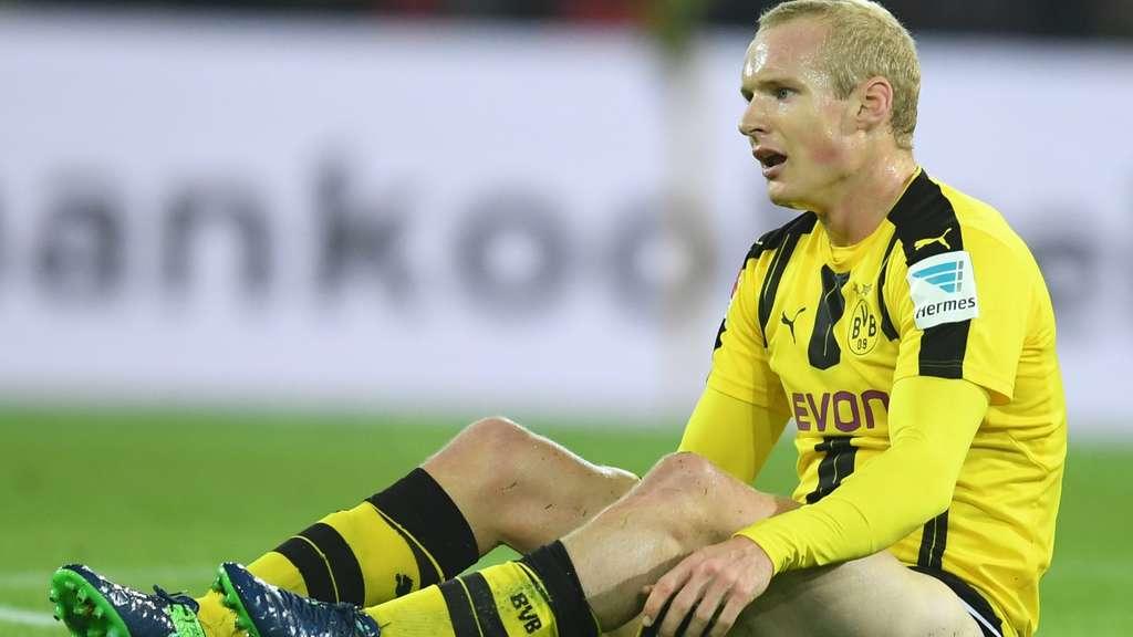 Fußball: Dortmunder Rode an der Leiste operiert - Saison beendet