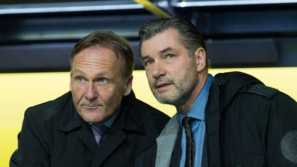 Dortmund: Zorc verlängert bis 2021