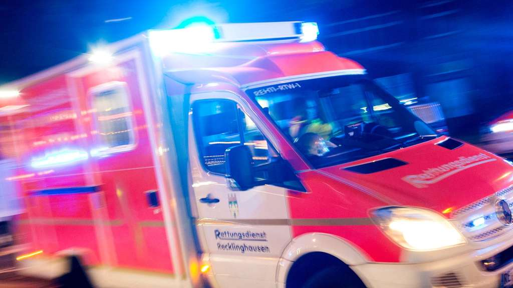 Beatmungsgerät fängt Feuer - Frau tödlich verletzt