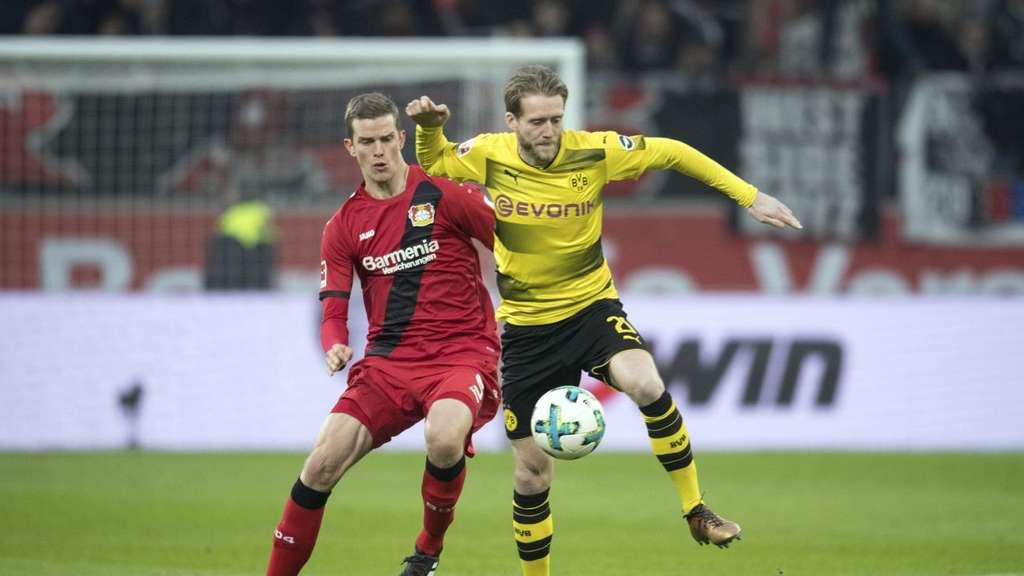 Live-Ticker: BVB im Topspiel gegen Bayer Leverkusen