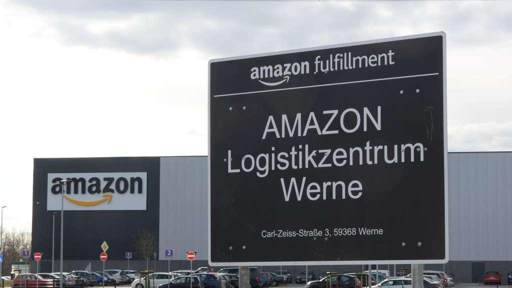 Dreitägiger Streik bei Amazon in Werne