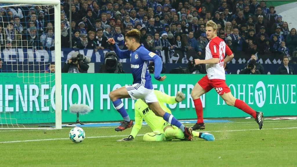 Transfers: TSG Hoffenheim an Max Meyer von Schalke 04 interessiert