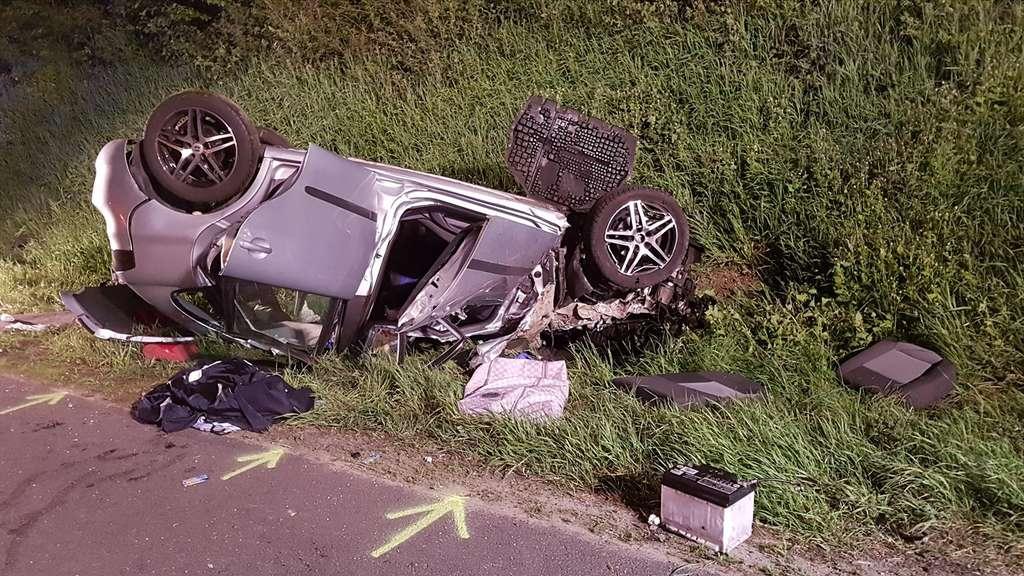 Autofahrer (19) stirbt auf der A 44