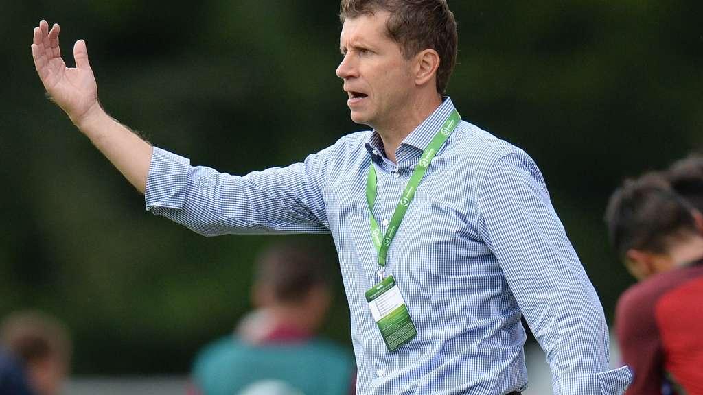 DFB-Coach Guido Streichsbier betreute Suar Serdar in der deutschen U18 sowie U20