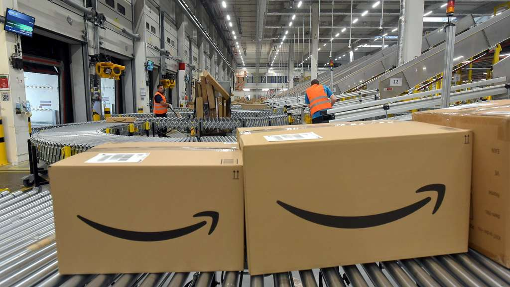 Am Superschnäppchentag: Black Friday Streik bei Amazon in Bad Hersfeld