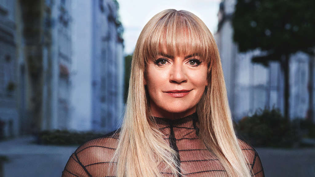 Christine Neubauer: Ab jetzt ist sie blond