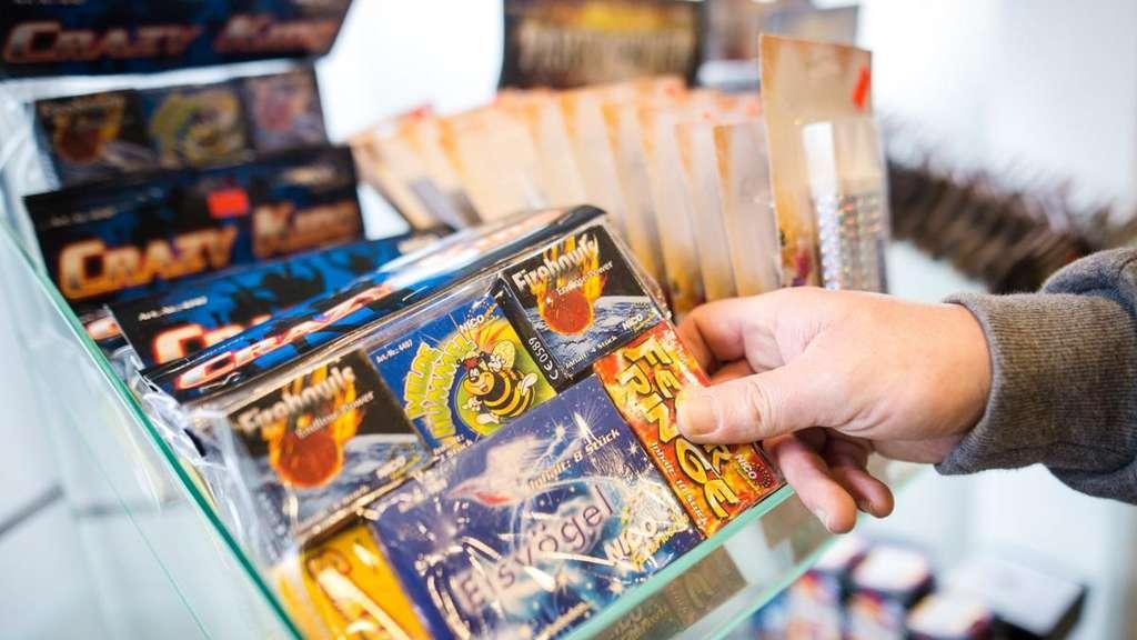 Feuerwerk: Mehrheit für Böllerverbot zu Silvester