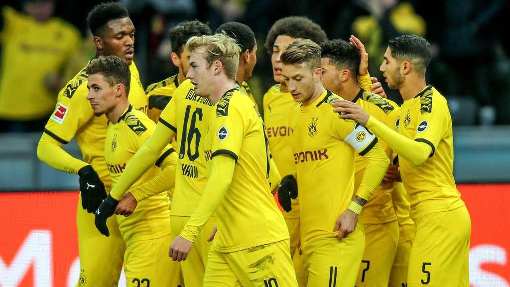 BVB: Roman Bürki lacht über Mega-Statistik von Erling Haaland