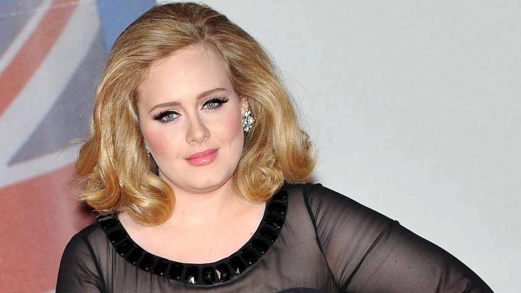 Adele bedankt sich für Geburtstagsglückwünsche