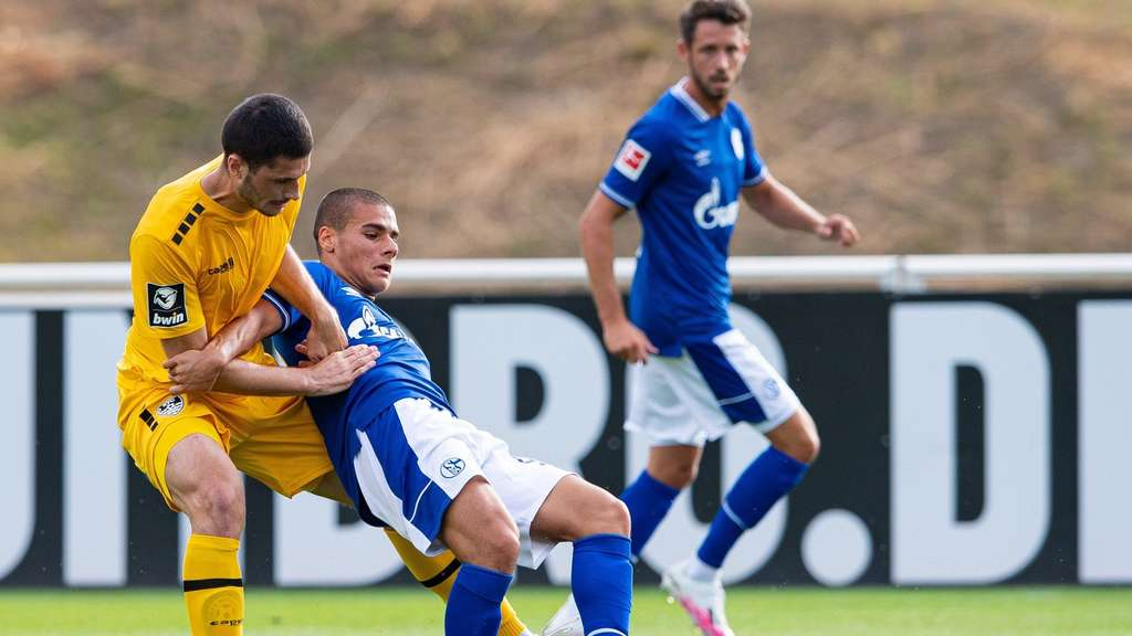 Positiver Corona-Fall in Schalker Trainingslager