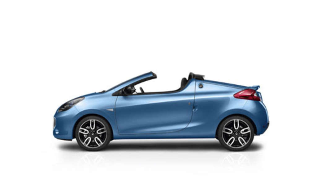Renault Roadster Wind Cabrio-Coupé