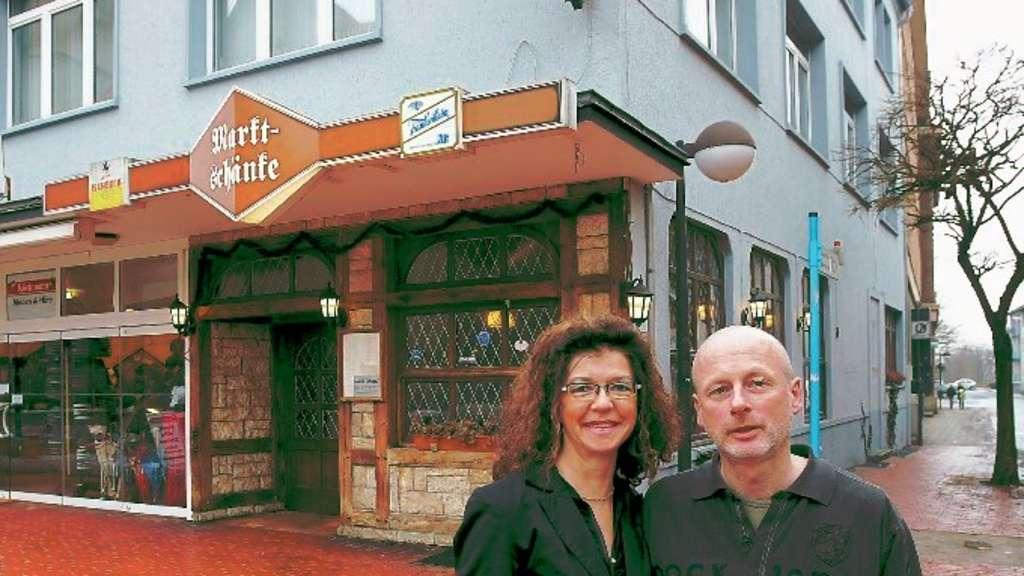 Thomas Wyskoczil übernimmt die Gaststätte am Marktplatz, bisher ist ...
