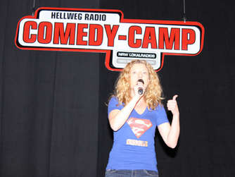 Comedy Camp Welver
