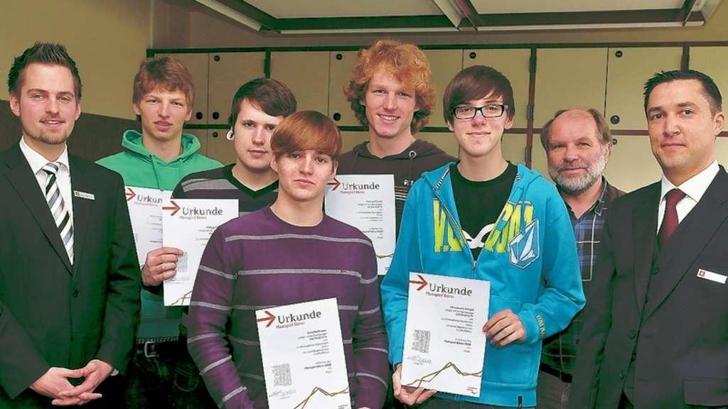 St Christophorus Gymnasium Siegt Beim Planspiel Börse Werne