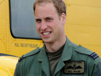 Prinz William will Katastrophengebiete bereisen