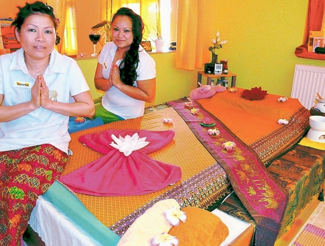 Thai massage werne