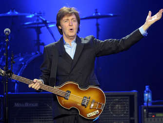 Paul McCartney bald in Computerspiel zu hören