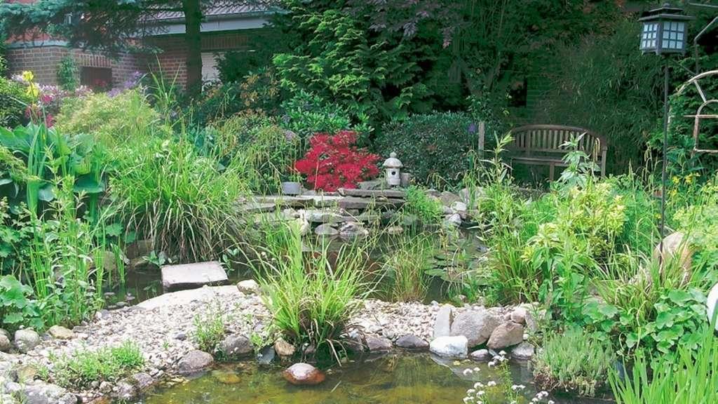Private Gärten und Galerien in Nordkirchen können am 3. und ...