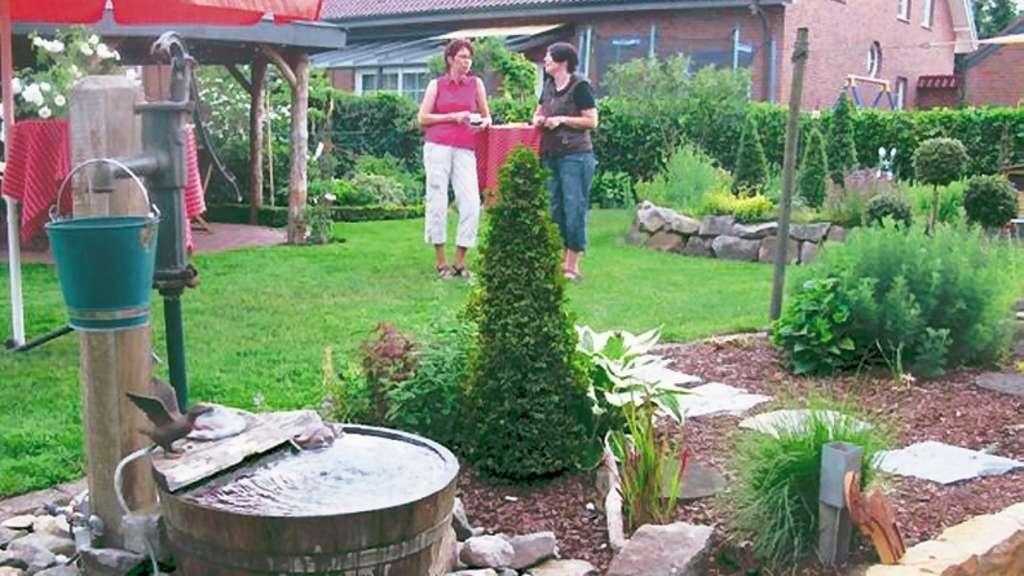 Acht private Gärten öffnen in der Gemeinde Nordkirchen am Sonntag ...