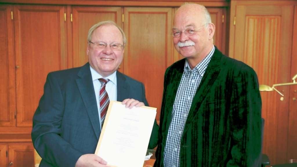 Familienrichter Reiners aus Bönen wird pensioniert | Bönen