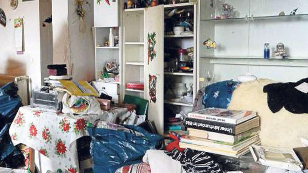 m ll und gestank mieter hinterlassen verwahrloste wohnung hamm. Black Bedroom Furniture Sets. Home Design Ideas