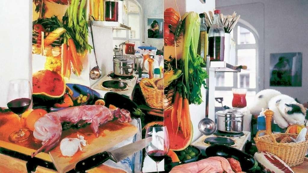 """Ausstellung """"Atelier + Küche = Labore der Sinne"""" im Marta Herford ..."""