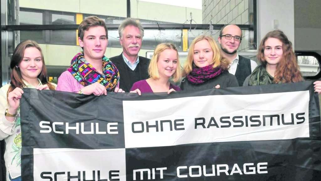 """Anne-Frank-Gymnasium strebt Zertifizierung als """"Schule ohne ..."""