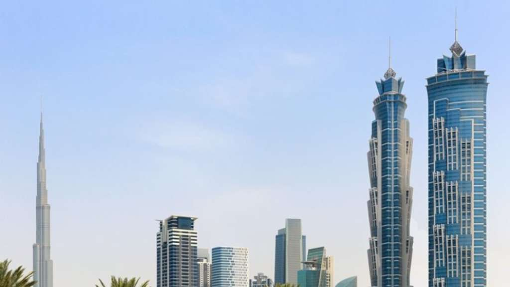 "Marriott Hotel Dubai ""JW Marriott Marquis Dubai"""