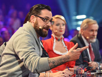 Trotz Faust-Attacke: Sido wieder ORF-Juror