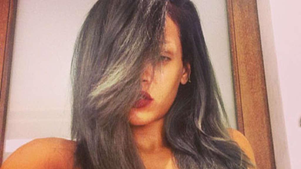Rihanna Zeigt Neue Frisur Ihre Haare Sind Grau Stars