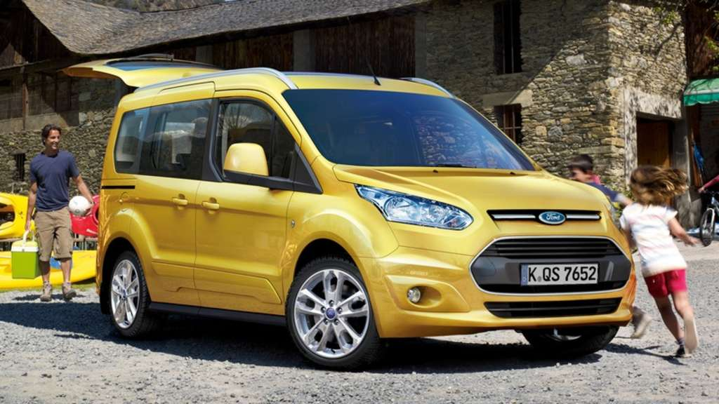 Ford Tourneo Connect Modell 2014