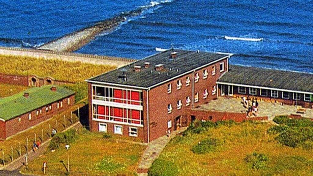 """Normalbetrieb im """"Haus am Meer"""" auf Wangerooge"""