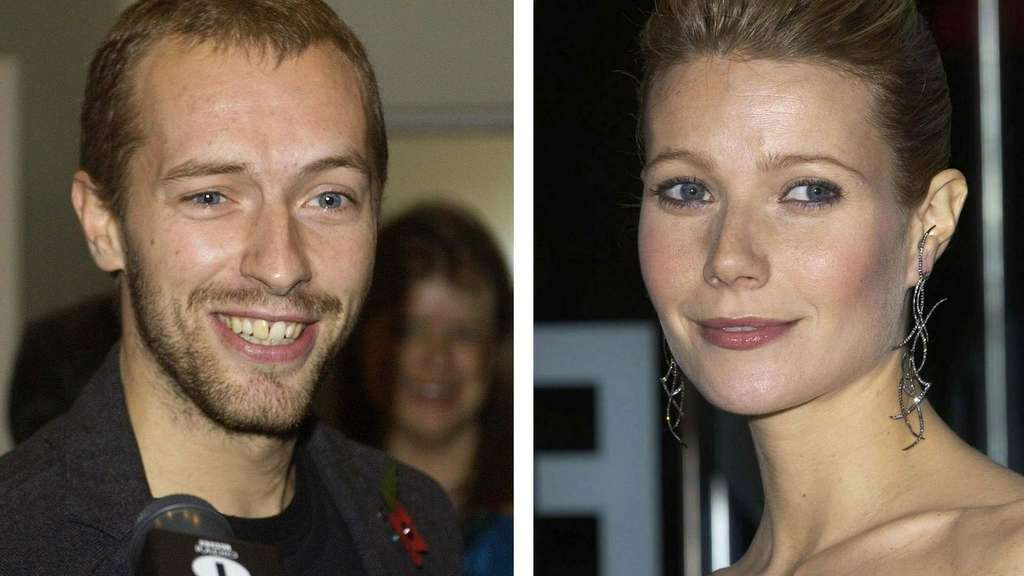 Gwyneth Paltrow und Chris Martin