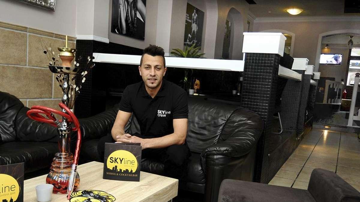 shisha bar im ehemaligen louis in hamm auf der oststra e. Black Bedroom Furniture Sets. Home Design Ideas