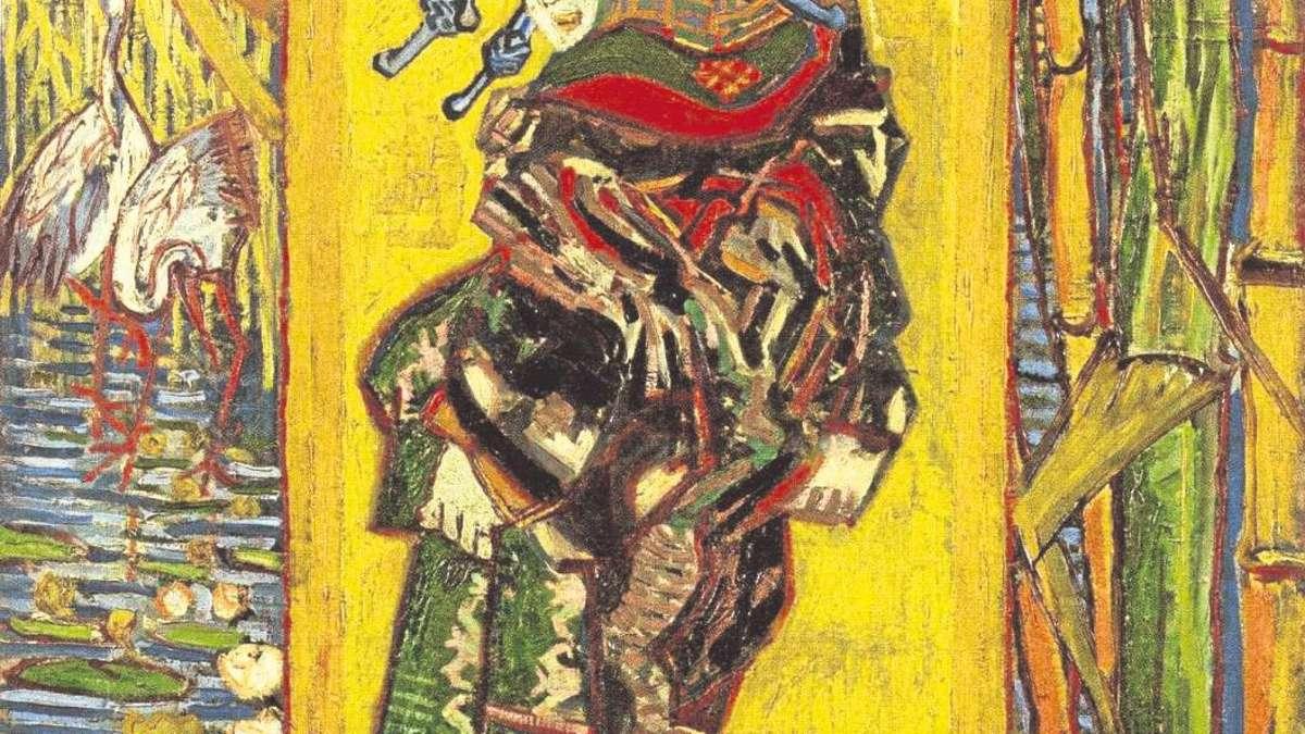 Monet Gauguin Van Gogh Inspiration Japan Im Museum Folkwang Hokusai Hiroshige Utamaro Kultur