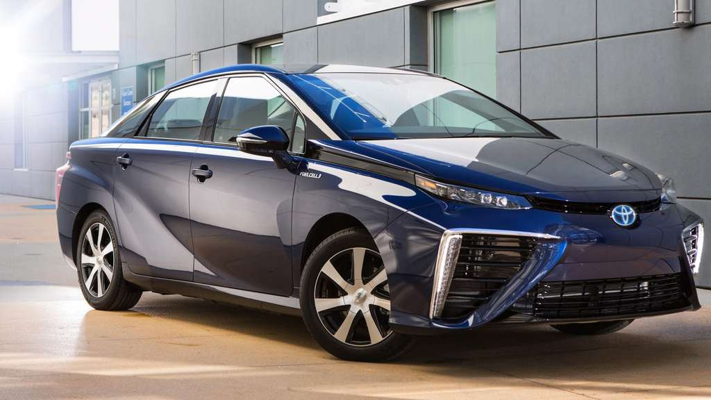 Toyota Fuel Cell Vehicle (FCV)