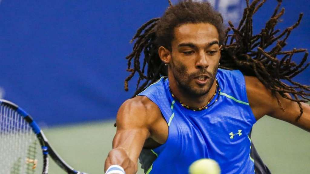 Dustin Brown verlor in Memphis. Foto: Tannen Maury