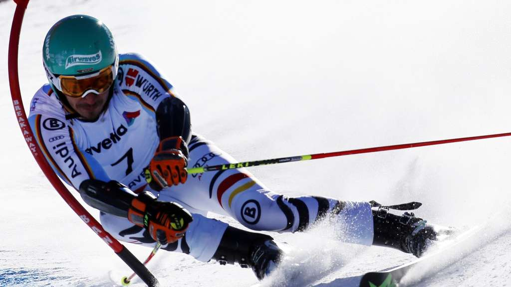 Ski-WM 2015 Riesenslalom Felix Neureuther