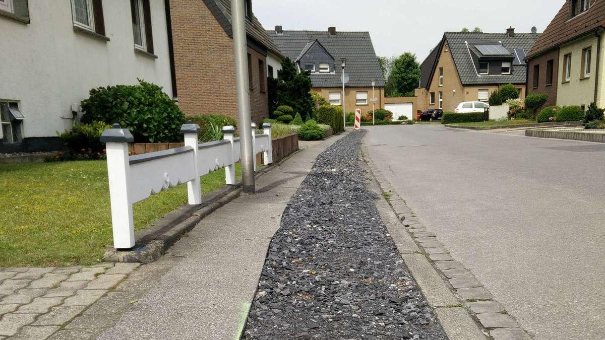 Verlegung der DSL Leitungen in Bockum Hövel Hamm Norden