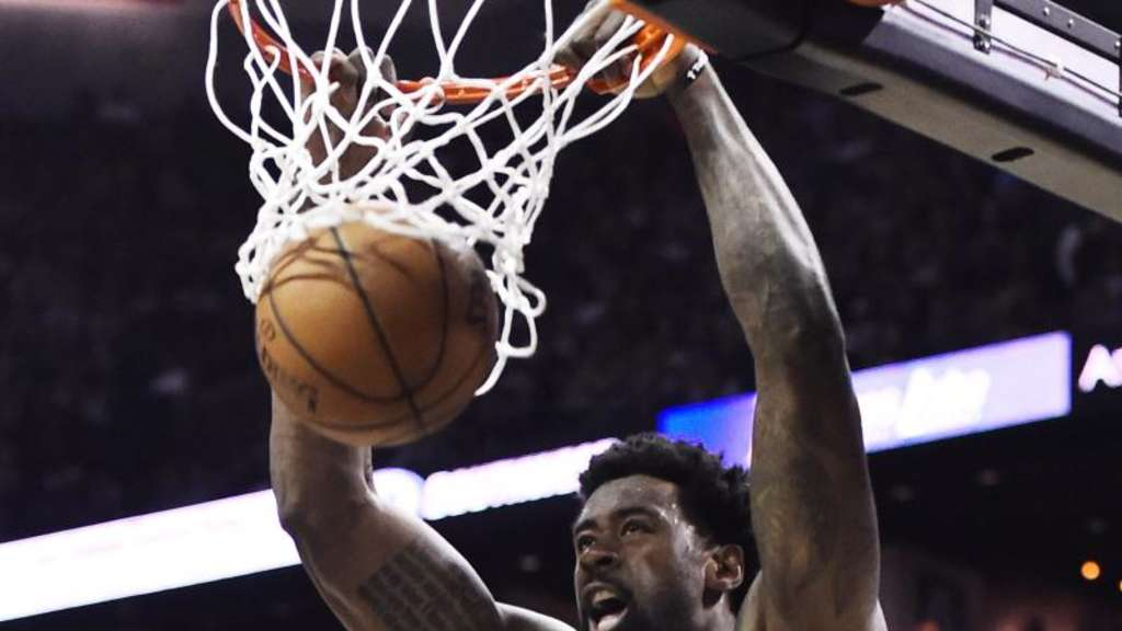 NBA-Star DeAndre Jordan wechselt zu den Dallas Mavericks. Foto: Larry W. Smith