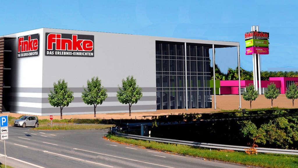 Möbelhaus Finke Bringt Discounter Preisrebell Am Standort Hamm