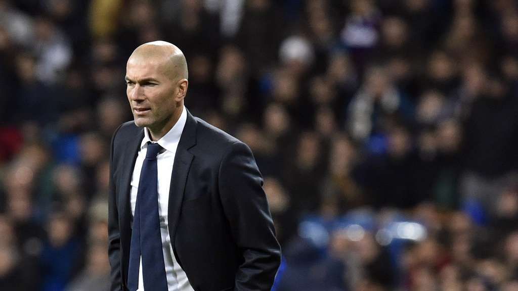 Real Madrid, Zidedine Zidane