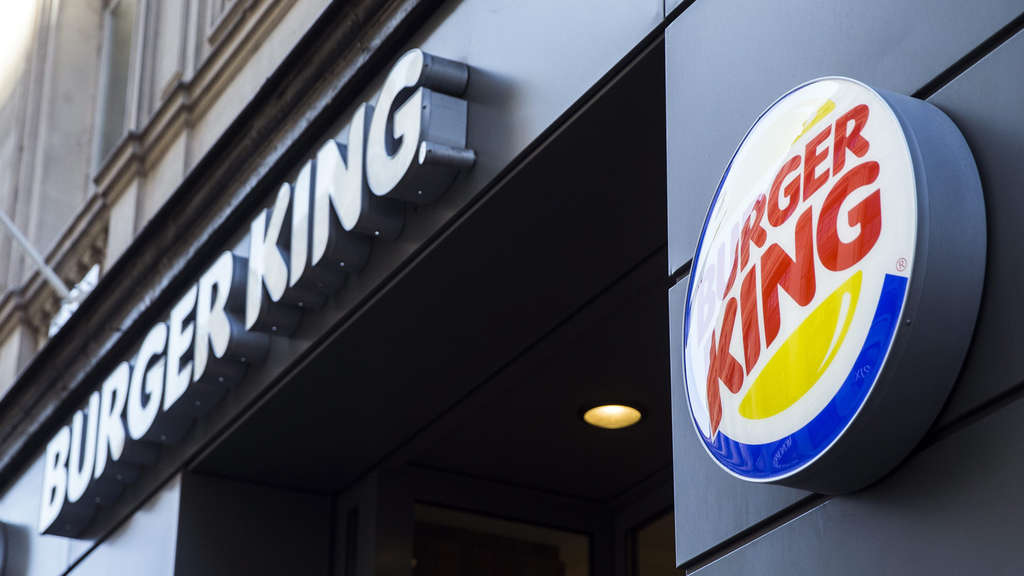 Burger King, Deutschland, Restaurant, Fast-Food