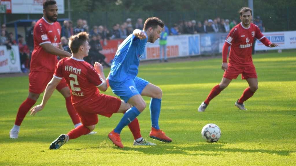 Oberliga Westfalen Live Ticker
