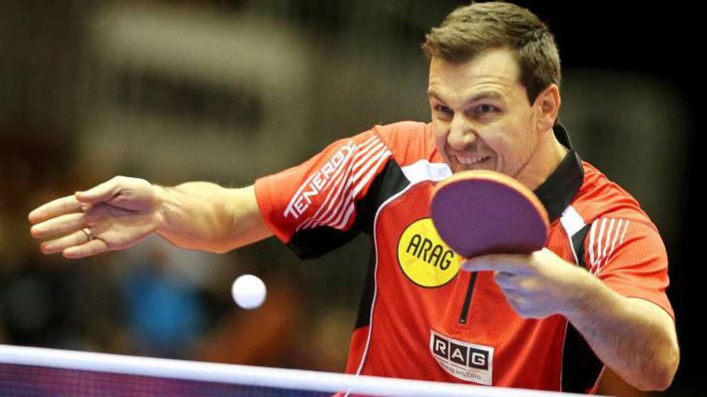Start in Hamm: Timo Boll.