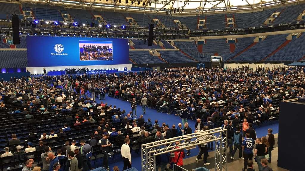 Mitgliederversammlung Schalke